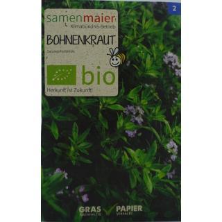 Bohnenkraut bio