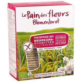 Blumenbrot Mehrkorn  150 g