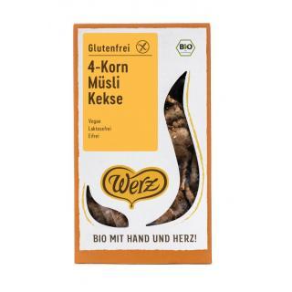 4-Korn-Vollkorn-Müsli-Keks