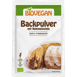 BIO-Backpulver