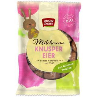 Milchcreme Knuspereier