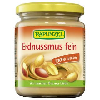 Erdnussmus Fein 250g