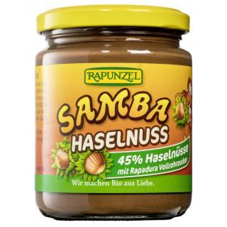 Samba Haselnuss 250g Rap.