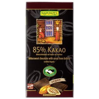 Kakao 85% Schokola. Rp.