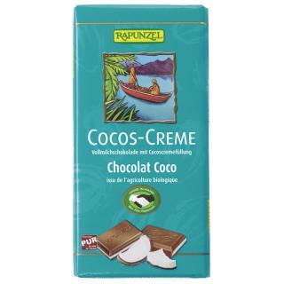 Cocos-creme Schokol. Rp.