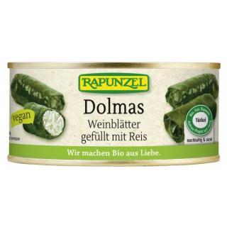 Dolmas-Weinblätter mit Reis