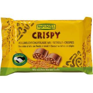 Crispy - Vollmilchschokolade m