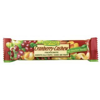 Fruchtschnitte CranberryCashew