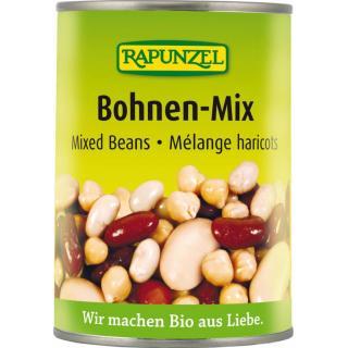 BOHNEN-MIX in der Dose     kbA