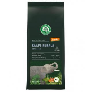 Espresso Kaapi Kerala gemahlen