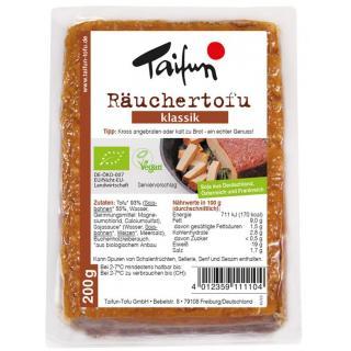 Räucher Tofu
