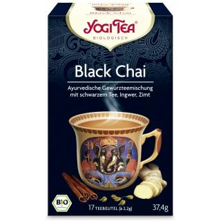 Yogi Tee Black Chai 17 Btl