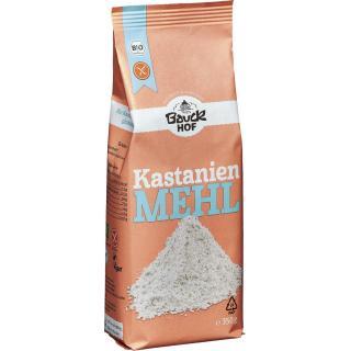 Kastanienmehl, glutenfrei  350 g
