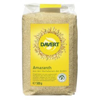 Amaranth Davert 500g
