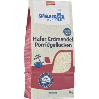 Porridgeflocken Hafer Erdmandel DEMETER