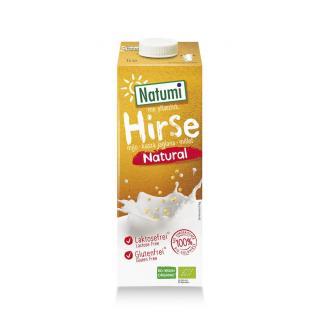 Hirse Drink Natural 1 l