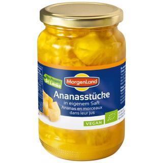 Ananas-Stücke Kons.
