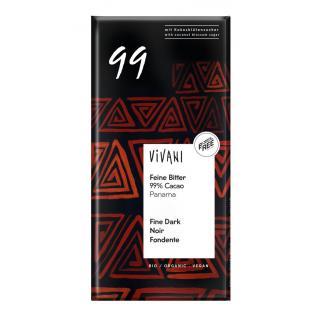 feine Bitter 99% Cacao