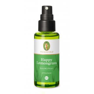 Raumspray Happy Lemongrass