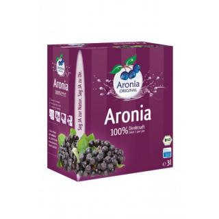 Aronia Direktsaft FHM 3 l