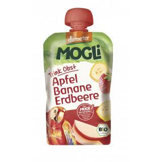 Mogli Moothie Erdbeer,Apfel,Banane 100 g