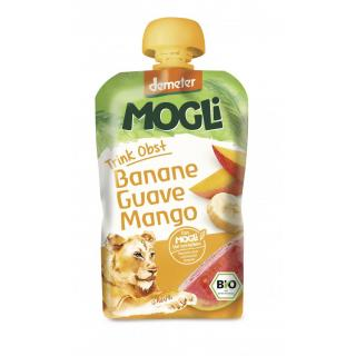 Mogli Moothie Guave,Banane,Mango 100 g