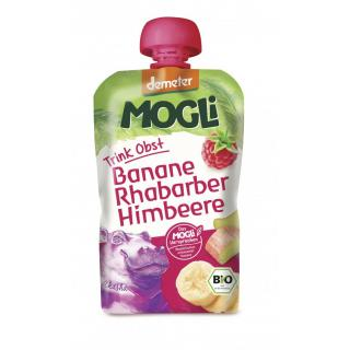 Mogli Moothie Banane,Rhab.,Himbeer 100 g
