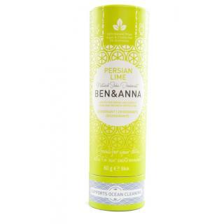 Ben&Anna Deodorant Persian Lime - Papertube