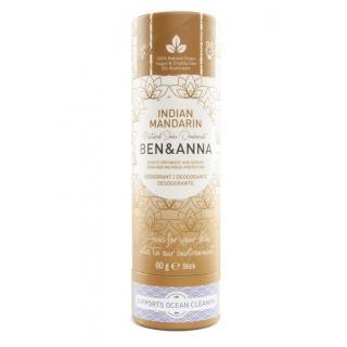 Ben&Anna Deodorant Indian Mandarine - Papertube