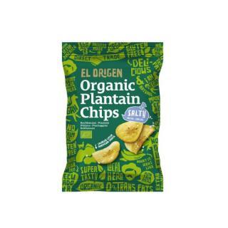 Kochbananen Chips gesalzen 80 g