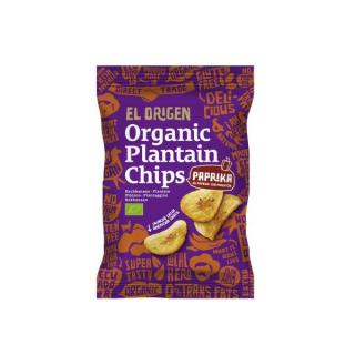 Kochbananen Chips Paprika 80 g