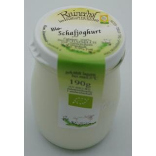 Schafjoghurt