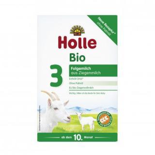 Folgemilch 3 auf Ziegenmilchbasis - ab 10. Monat