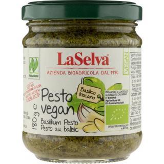 Pesto vegan 180g Lase.