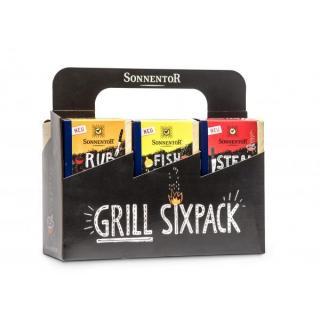 Grillgewürze Sixpack