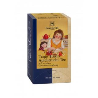 TanteTrudl,Apfelstrudelt,Tee
