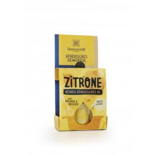 Zitrone ätherisches Gewürzöl