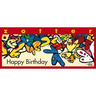 Happy Birthday, Butter Caramel