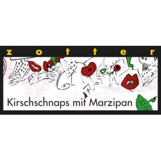 Kirschbrand mit Marzipan, Scho