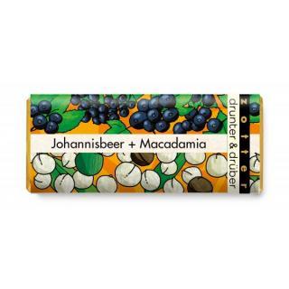 drunter & drüber - Johannisbeer & Macadamia