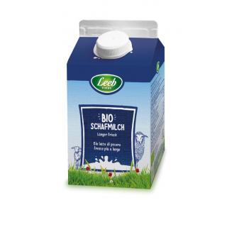 Schafmilch 0,5l Leeb